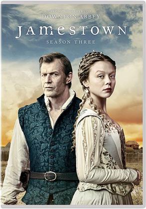 Jamestown - Season 3 (2 DVDs)