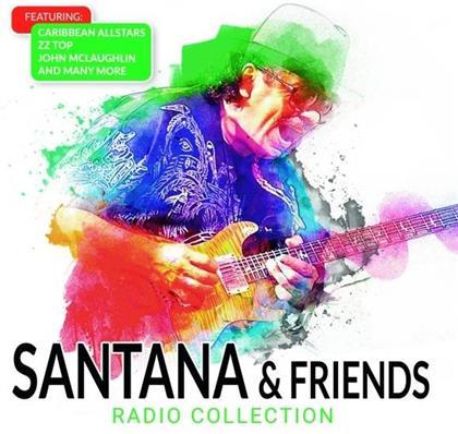 Santana - & Friends - Radio Collection