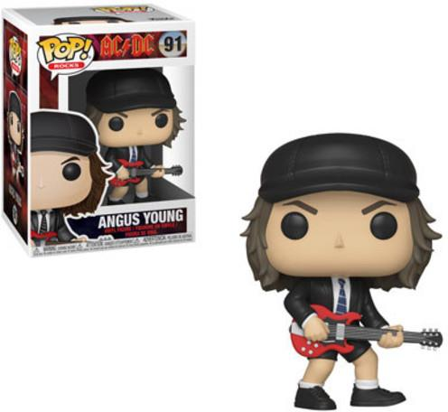 AC/DC: Angus Young POP! 91 - FUNKO POP! ROCKS