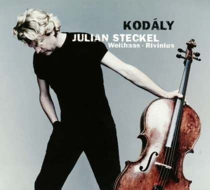 Zoltán Kodály (1882-1967), Antje Weithaas, Julian Steckel & Paul Rivinius - Werke Fuer Cello