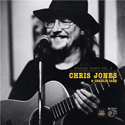 Chris Jones & Charlie Carr - Analog Pearls 3 (SACD)