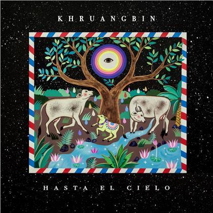 """Khruangbin - Hasta El Cielo (con todo el mundo in dub) (LP + 7"""" Single)"""