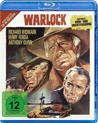 Warlock (1959) (Kinoversion, Uncut)