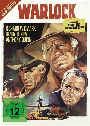 Warlock (1959) (Versione Cinema, Uncut)