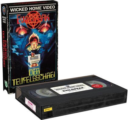 Evilspeak - Der Teufelsschrei (1981) (VHS Retro Edition, Limited Edition, 2 Blu-rays)
