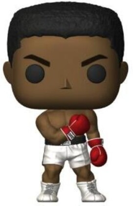 Pop Muhammad Ali Vinyl Figure