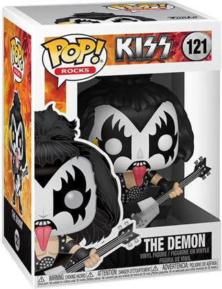 Pop Kiss Demon Vinyl Figure