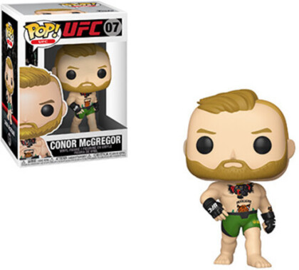 Pop Ufc Conor McGregor Vinyl Figure