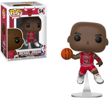Funko Pop! NBA - Chicago Bulls: Michael Jordan