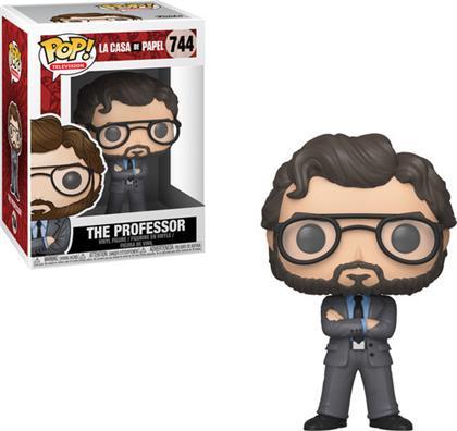 Funko Pop! Television: - Money Heist - The Professor