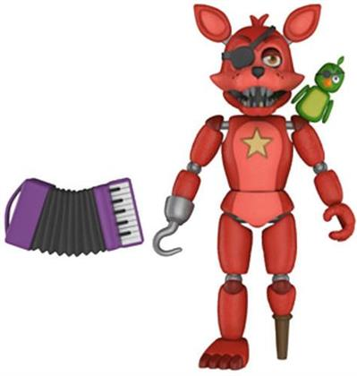 Funko Action Figure - Five Nights At Freddy's Pizza Simulator - Rockstar