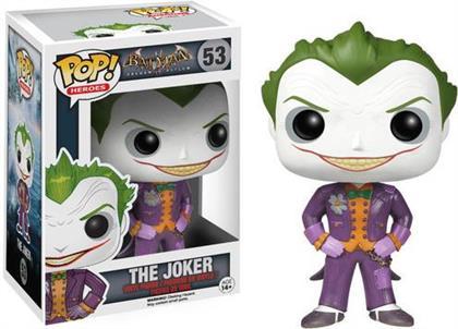 Funko Pop! Heroes: - Arkham Asylum - Joker (Limited Edition)