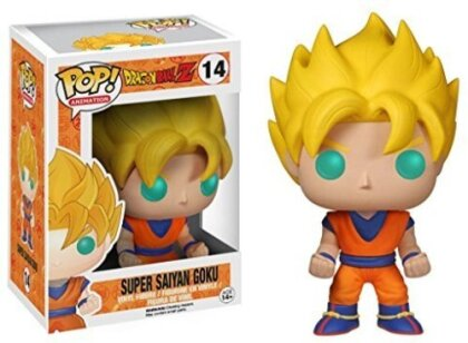 Funko Pop! Animation 14 - Dragonball Z - Super Saiyan Goku