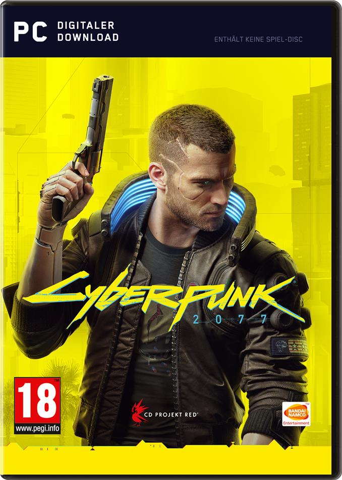 Cyberpunk 2077 (Day One Edition)