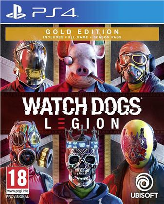 Watch Dogs Legion (Gold Édition)