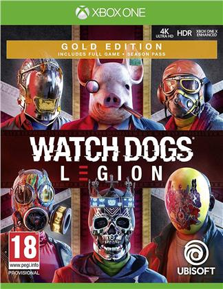Watch Dogs Legion (Gold Edition)