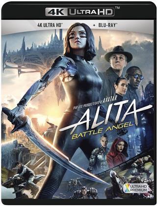 Alita: Battle Angel (2018) (4K Ultra HD + Blu-ray)