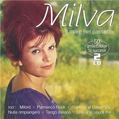 Milva - Il Mare Nel Cassetto (2 CDs)