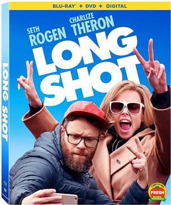 Long Shot (2019) (Blu-ray + DVD)