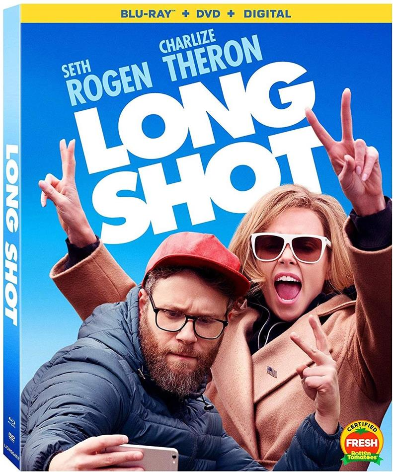 Long Shot (2019) (Blu-ray + DVD)