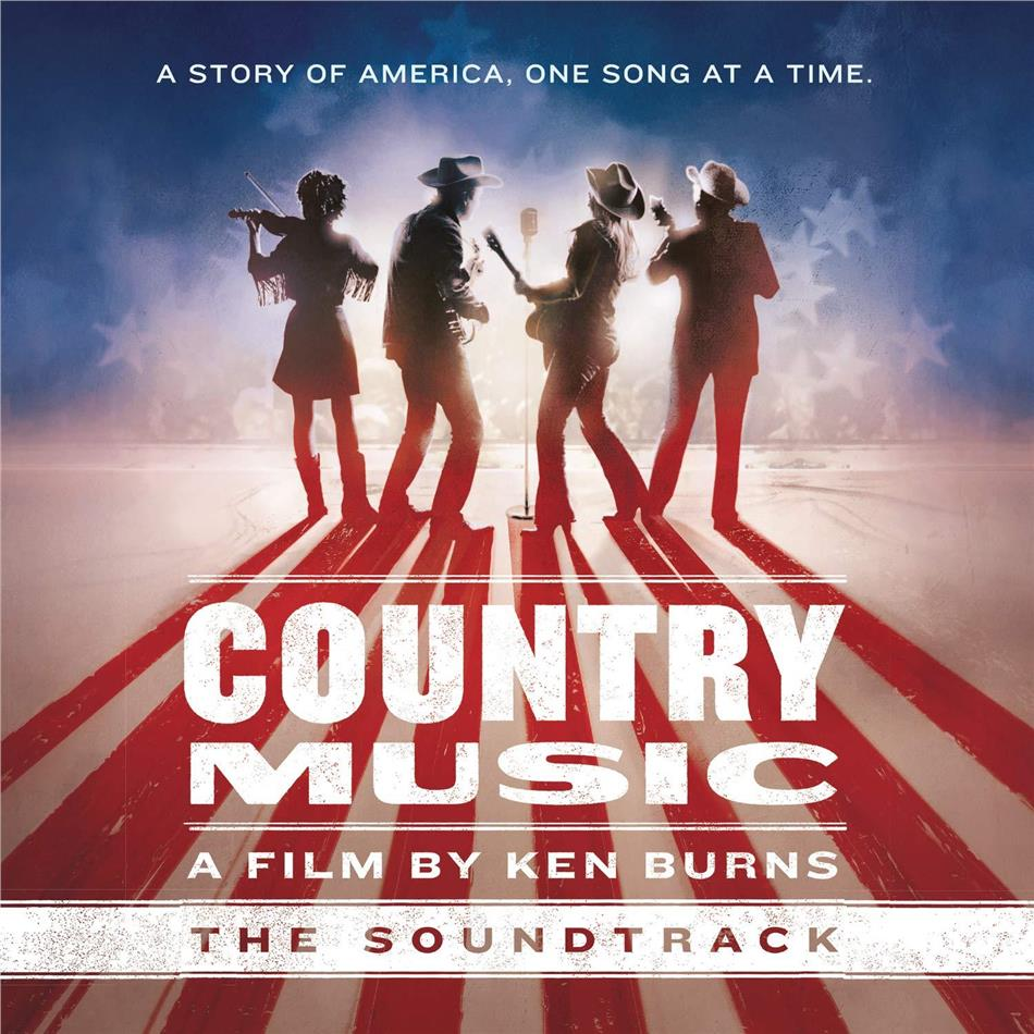 Country Music: A Film By Ken Burns - OST (Deluxe Edition, 5 CDs)