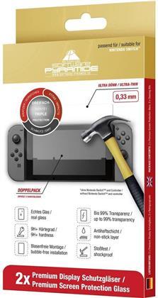 Nintendo Switch Schutzglas Doppelpack