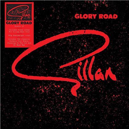 Ian Gillan - Glory Road (2019 Reissue, Demon Records, 2 LPs)