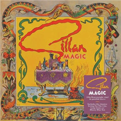Ian Gillan - Magic (2019 Reissue, Demon Records, LP)