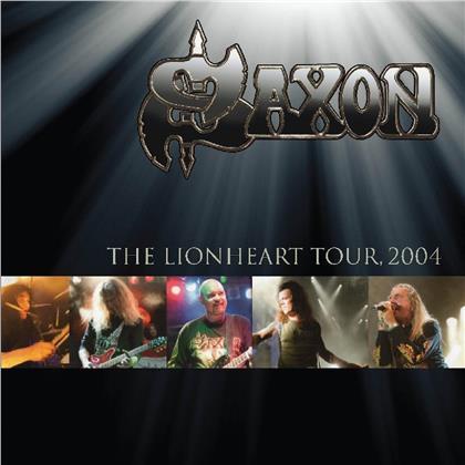 Saxon - Lionheart Tour: 2004 (2019 Reissue, Demon Records, 2 LPs)