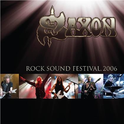 Saxon - Rock Sound Festival: 2006 (2019 Reissue, Demon Records, 2 LPs)