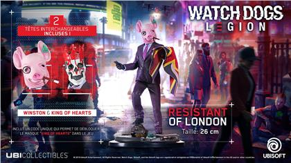 Watch Dogs: Legion - The Resistant of London Figur