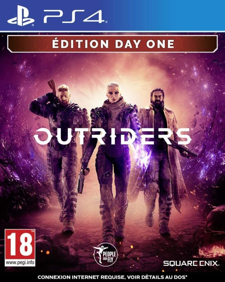 Outriders (Day One Edition)