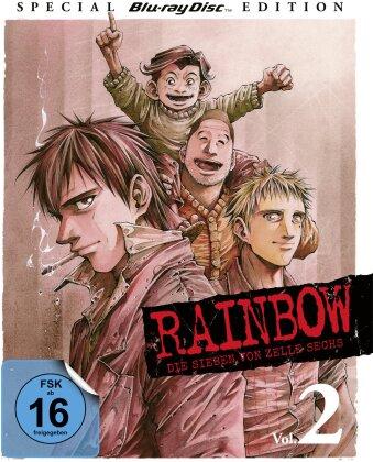 Rainbow - Die Sieben von Zelle Sechs - Staffel 1 - Vol. 2 (Special Edition)