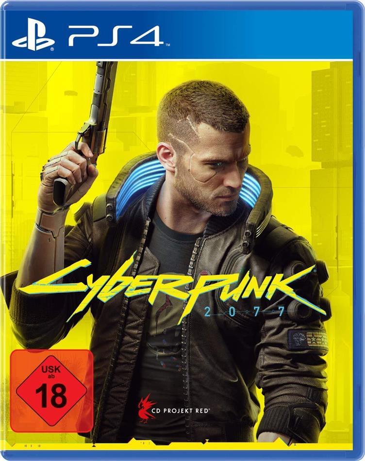 Cyberpunk 2077 (German Day One Edition)