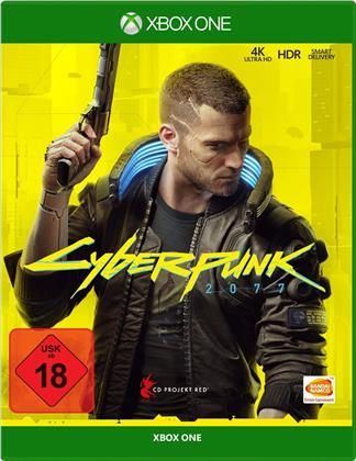Cyberpunk 2077 (German Day One Edition)