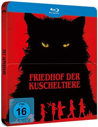 Friedhof der Kuscheltiere (2019) (Limited Edition, Steelbook)