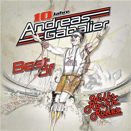 Andreas Gabalier - Best of-10 Jahre Volksrock'N'Roller