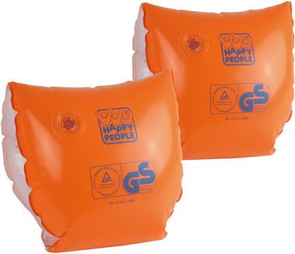Schwimmflügel orange - für Kinder von 11-15 kg,