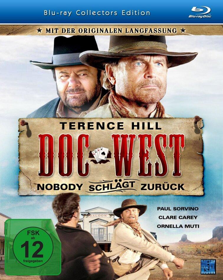 Doc West - Nobody schlägt zurück: Collectors Edition (2009) (Collector's Edition, Langfassung)