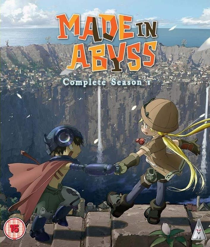 Made In Abyss - Season 1 (2 Blu-ray)
