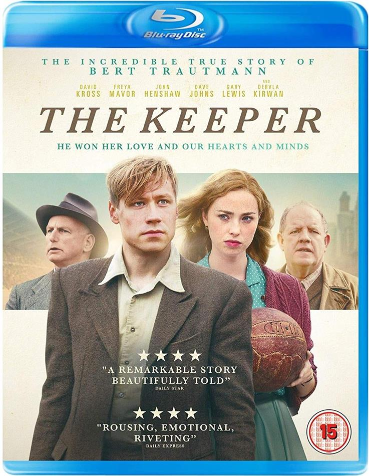 The Keeper (2018)