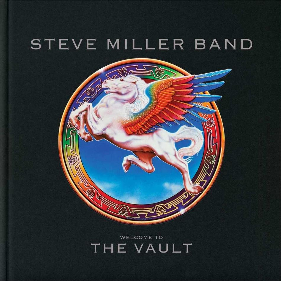 Steve Miller - Welcome To The Vault (3 CDs + DVD)