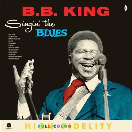 B.B. King - Singing The Blues (+ Bonustrack, Waxtime, Limited Edition, LP)
