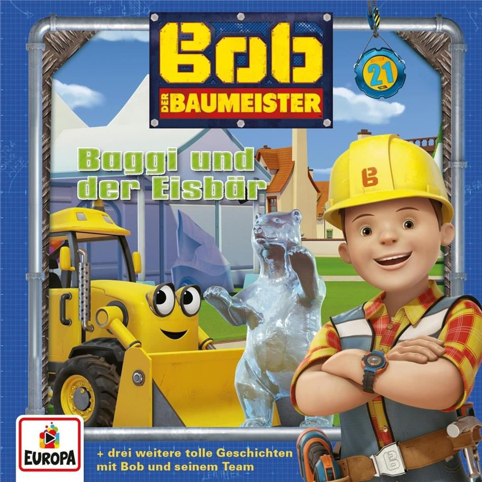Bob Der Baumeister - 021/Baggi und der Eisbär