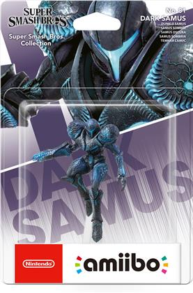 amiibo Dark Samus Smash Bros. Collection