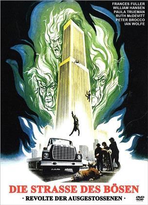 Die Strasse des Bösen - Revolte der Ausgestossenen (1974) (Cover A, Trash & Terror Collection, Edizione Limitata, Mediabook, Uncut, 2 DVD)