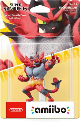 amiibo Super Smash Bros. Character - Incineroar