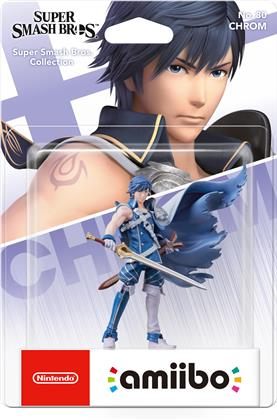 amiibo Chrom No. 80 Super Smash Bros. Collection