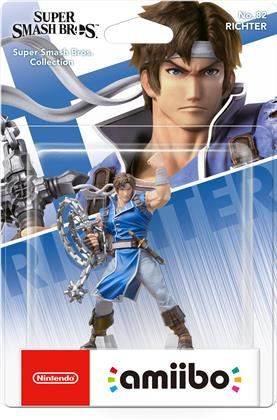 amiibo Richter Super Smash Bros. Collection