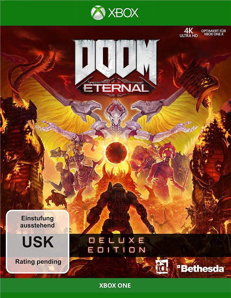 Doom Eternal (German Deluxe Edition)